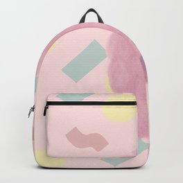 Bubblegum Girl Backpack