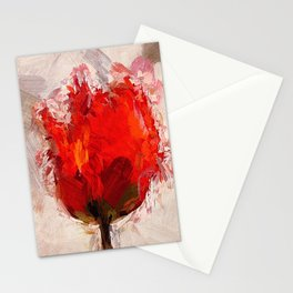 Lonesome Tulip Stationery Cards
