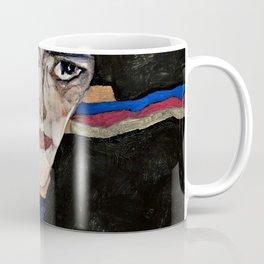 Mourning Woman - Digital Remastered Edition Coffee Mug