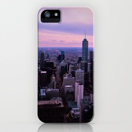 Chicago Sunsets iPhone Case