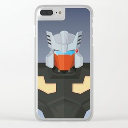 Rewind MTMTE Clear iPhone Case