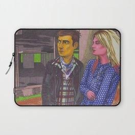 Jamie and Alison Laptop Sleeve