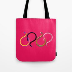 ¿Why? Tote Bag