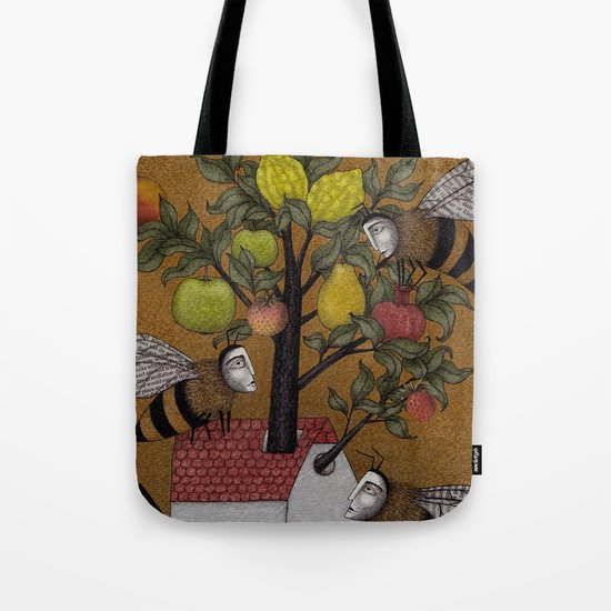 We need the BEE! Tote Bag