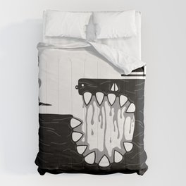 Zombie Boss Comforters