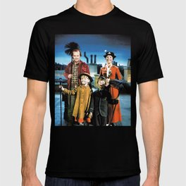 Jack Torrance in Mary Poppins T-shirt