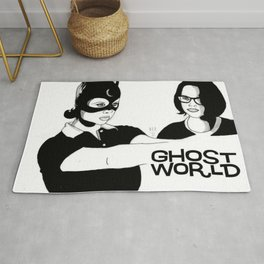 Ghost World Rug