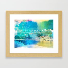 Ladakh Framed Art Print