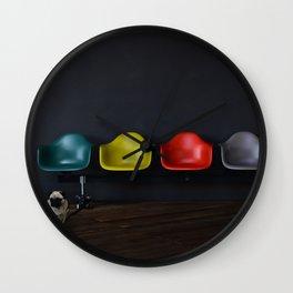 Vitra dog Wall Clock