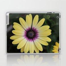Yellow Gerbera Daisy Laptop & iPad Skin