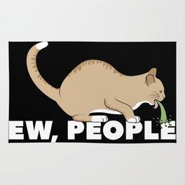 EW, PEOPLE Rug