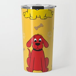 Clifford the big red dog Travel Mug