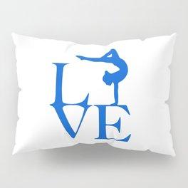 Gymnast Love Pillow Sham