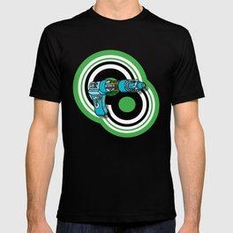 Raygun Double Target T-shirt