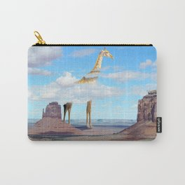 Oversized animals Carry-All Pouch