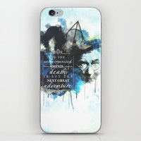 dumbledore iPhone & iPod Skins featuring Dumbledore by Rose's Creation