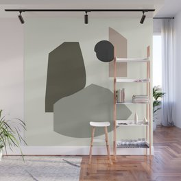 Shape study #35 - Lola Collection 2019 Wall Mural