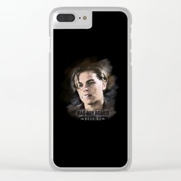 Bad Boy Romeo Clear iPhone Case