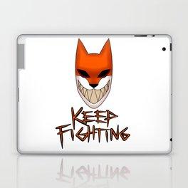 Keep Fighting Laptop & iPad Skin
