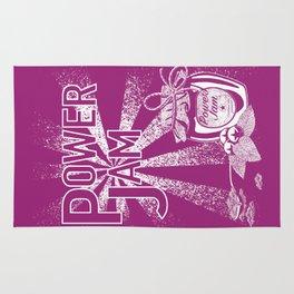 Power Jam graphic Rug