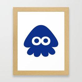 Splatoon Sticker 02 Framed Art Print