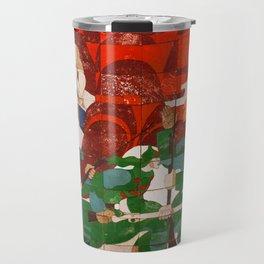 RED BOOT Travel Mug