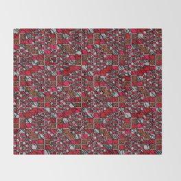 Mosaic Throw Blanket