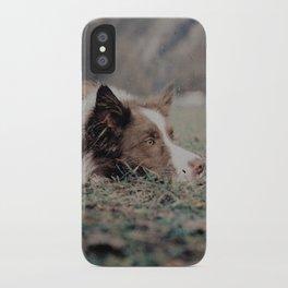 Kiva the dog iPhone Case