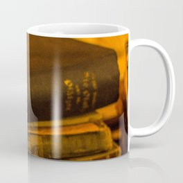 Reading Table Coffee Mug