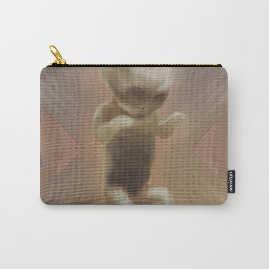 Ancient Baby Alien Carry-All Pouch