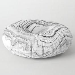 Rings II Floor Pillow