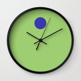 Planet: Earth Wall Clock