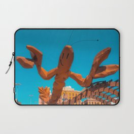 The Lobster Barcelona Laptop Sleeve