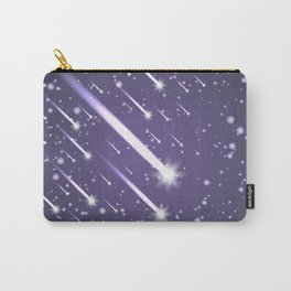 Flying meteors. Ultra violet. Carry-All Pouch