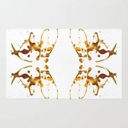 Symmetria Gold 1 Rug