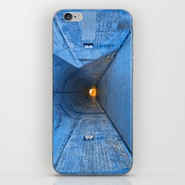 Tunnel of Redemption iPhone Skin