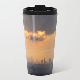 City Sky. Travel Mug