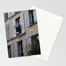 Parisian Awning Stationery Cards