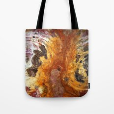 Red Cyclones Tote Bag