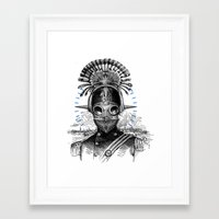 nemo Framed Art Prints featuring Nemo by victor calahan