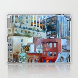 The view from the windows of the MoMA Laptop & iPad Skin
