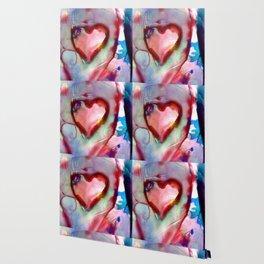 Heart Dreams 4H by Kathy Morton Stanion Wallpaper