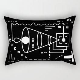 The Harsh Truth Of The Camera Eye Rectangular Pillow