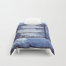 Blue Wall Comforters