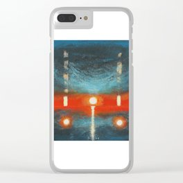 Reach for the Dead Clear iPhone Case