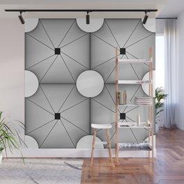 Geometric figur Wall Mural