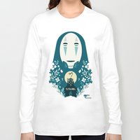 spirited away Long Sleeve T-shirts featuring spirited away by StraySheep