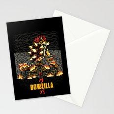 BOWZILLA Stationery Cards