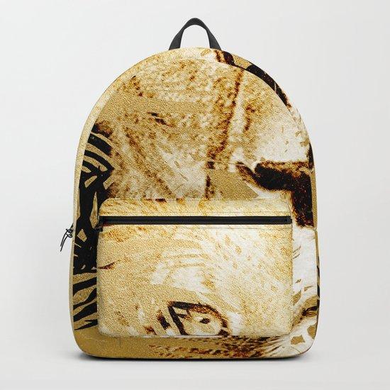 Tiger Palm Backpack
