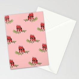 Sturt Desert Pea Stationery Cards